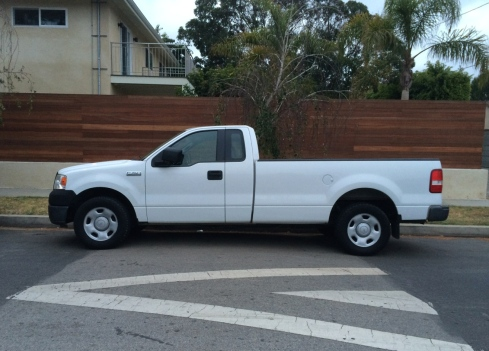 2005 Ford F150 surfmoto vehicle.